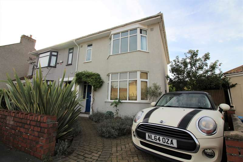 3 Bedrooms Semi Detached House for sale in Maywood Crescent , Fishponds, Bristol, BS16 4AW