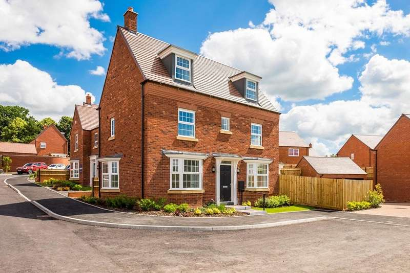 4 Bedrooms House for sale in Hertford, Willow Grove, Southern Cross, Wixams, Wixams, MK42 6AW