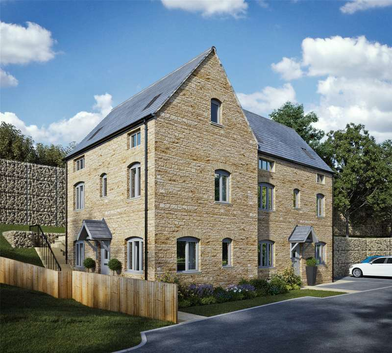 3 Bedrooms Semi Detached House for sale in Brewery Lane, Nailsworth, Stroud, GL6