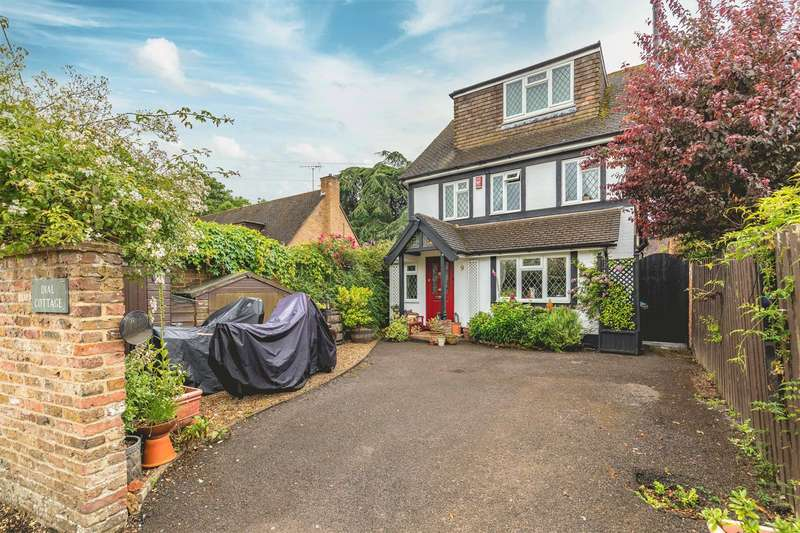 4 Bedrooms Detached House for sale in Buccleuch Road, Datchet