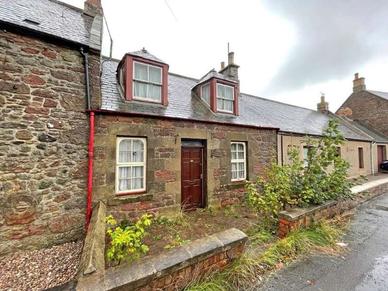 3 Bedrooms Terraced House for sale in Wilton Cottage Main Street East End, Chirnside, Duns