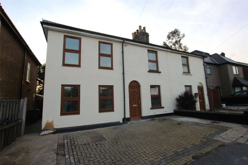 1 Bedroom House for rent in Tomswood Hill, Ilford, IG6