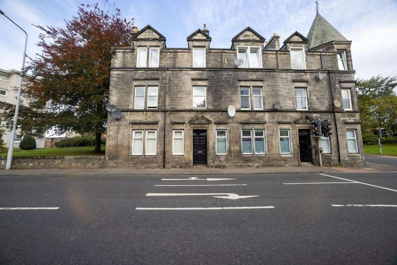 1 Bedroom Ground Flat for sale in Pittencrieff Street, Dunfermline, Fife, KY12 8AW