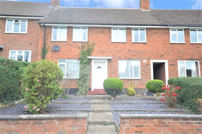 3 Bedrooms Semi Detached House for rent in Greaves Avenue, Melton Mowbray, Leicestershire