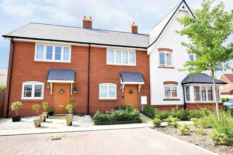 2 Bedrooms Terraced House for sale in Diamond Jubilee Way, Wokingham
