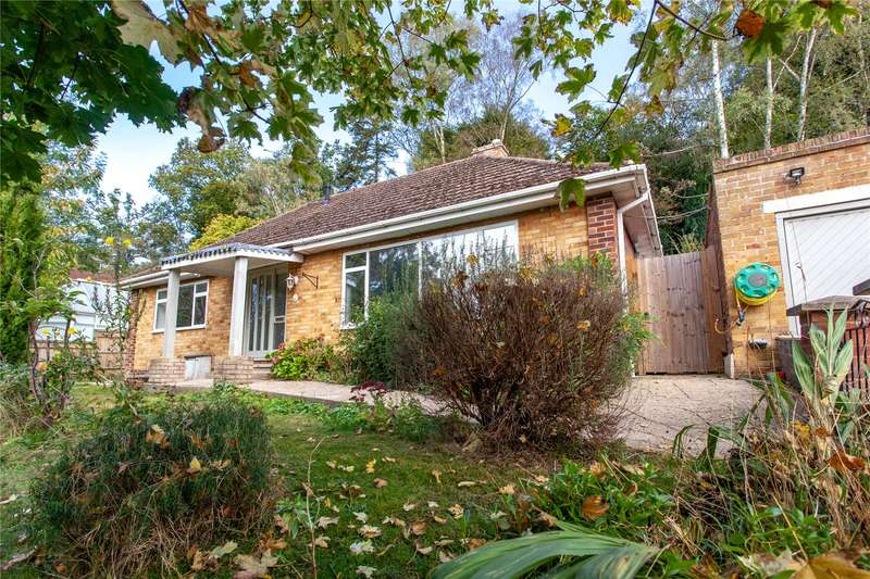 2 Bedrooms Detached Bungalow for sale in Peppard Road, Sonning Common, Reading, Berkshire, RG4