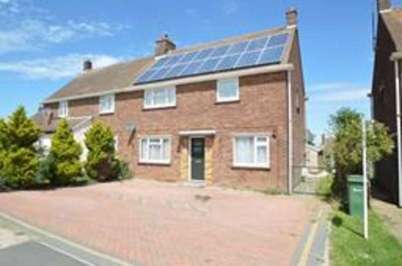 3 Bedrooms Semi Detached House for rent in Whitehorse Avenue, Halstead