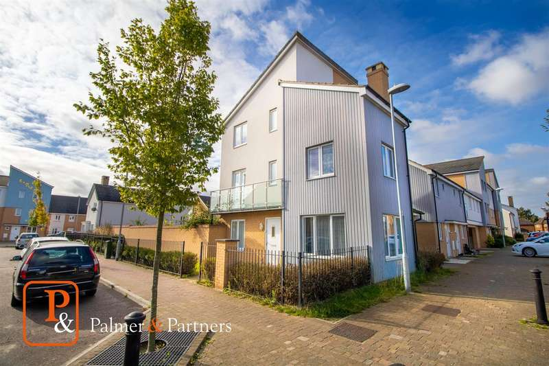3 Bedrooms Detached House for sale in Kensington Road, Colchester, CO2
