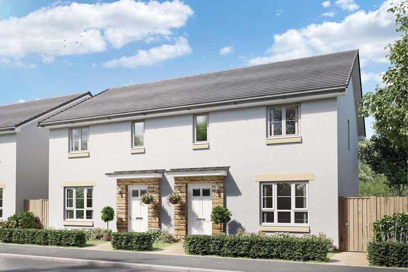 3 Bedrooms House for sale in Traquair, Kingslaw Gait, Boreland Avenue, Kirkcaldy, KY1 2DF