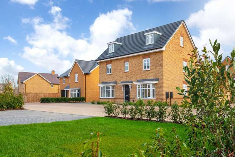5 Bedrooms House for sale in Marlowe, Willow Grove, Southern Cross, Wixams, Wilstead, MK42 6AW