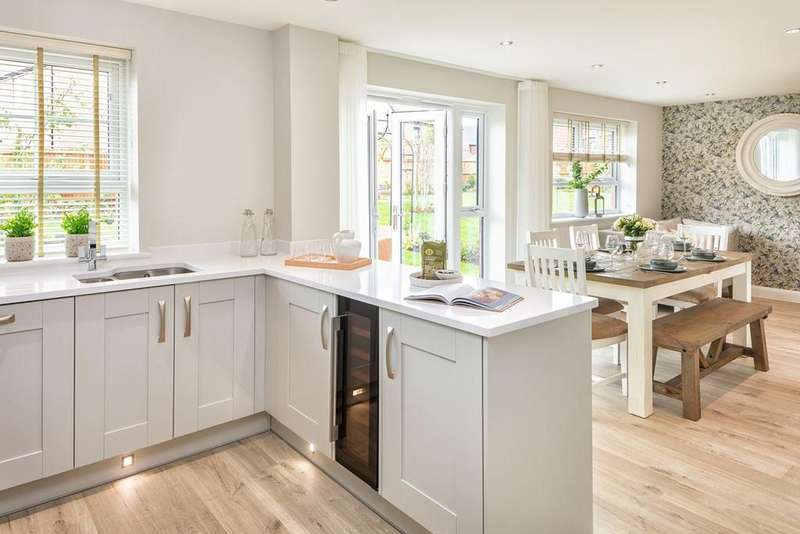 4 Bedrooms House for sale in Radleigh, Charfield Gardens, Wotton Road, Charfield, GL12 8SP