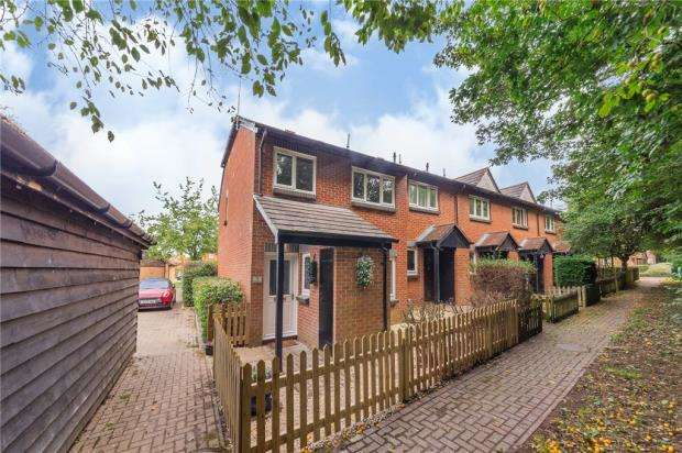 3 Bedrooms End Of Terrace House for sale in Macbeth Court, Warfield, Bracknell