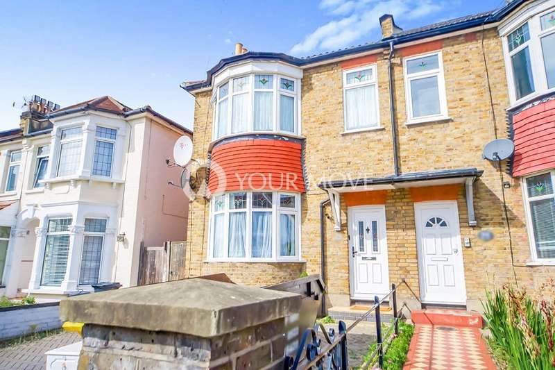 3 Bedrooms Semi Detached House for rent in Empress Avenue, Ilford, Essex, IG1