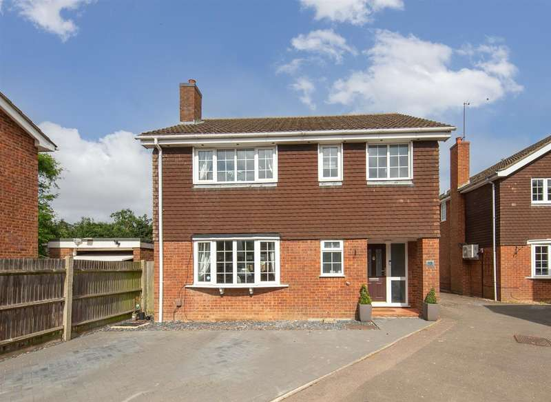 4 Bedrooms Detached House for sale in Elm Grove, Toddington