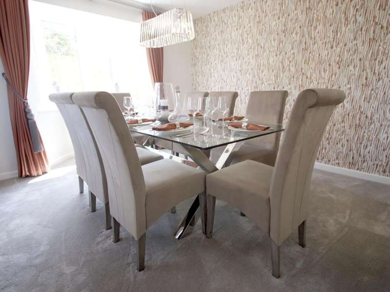 3 Bedrooms House for sale in The Chester Link VI, Oakwood Meadows, Ostrich Street, Stanway, Colchester, CO3 8PB