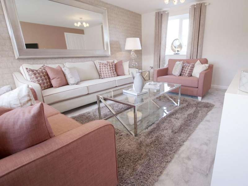 3 Bedrooms House for sale in The Chester Link, Oakwood Meadows, Ostrich Street, Stanway, Colchester, CO3 8PB