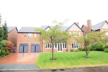 4 Bedrooms Detached House for sale in Friarsgate Close, Calderstones, Liverpool, L18