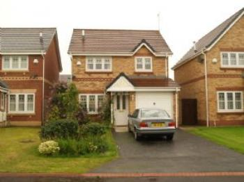 3 Bedrooms Detached House for sale in Caplin Close, Kirkby