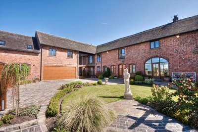 Detached House for sale in Smithy Lane, Hulme Walfield, Congleton