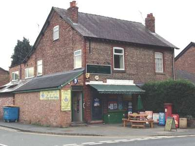 Property for sale in FREEHOLD VILLAGE STORE & OFF LICENCE FOR SALE WILMSLOW CHESHIRE