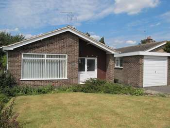 2 Bedrooms Detached Bungalow for sale in 1 Stamford Drive. Coalville. Leicestershire. LE67 4TA