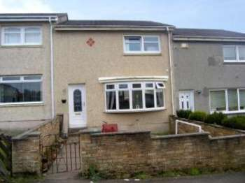2 Bedrooms Terraced House for sale in Ashgrove, Caldercruix, North Lanarkshire