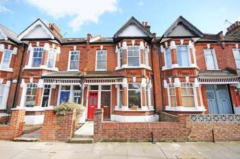 2 Bedrooms Flat for sale in Davis Road, W3
