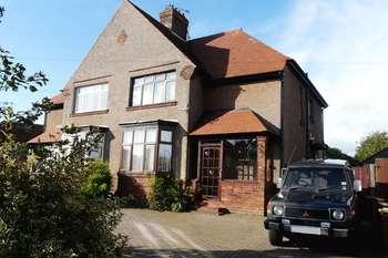 3 Bedrooms Semi Detached House for sale in Windsor Crescent, Berwick-Upon-Tweed