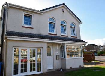 4 Bedrooms Detached House for sale in Hepburn Way, Lawthorn, Irvine, KA11