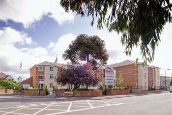 1 Bedroom Retirement Property for sale in Portwood, Southampton, Victoria Lodge