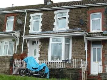 3 Bedrooms Terraced House for sale in Protheroe Street, Caerau, Maesteg, Mid Glamorgan