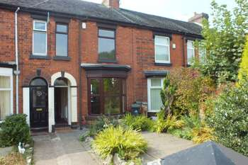 3 Bedrooms Terraced House for sale in High Lane, Burslem, Stoke-On-Trent