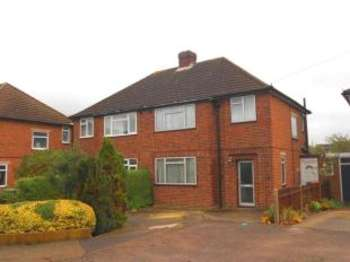 3 Bedrooms Semi Detached House for sale in Aylesbury Road, Bedford, Bedfordshire