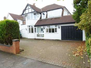 3 Bedrooms Detached House for sale in Wolverhampton Road, Oldbury