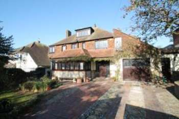 5 Bedrooms Detached House for sale in Bazehill Road, Rottingdean, Brighton, East Sussex