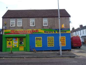 Property for sale in NEWSAGENTS/OFF LICENCE. WIRRAL.