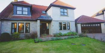 4 Bedrooms Detached House for sale in Little Carron Gardens, St Andrews