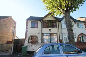4 Bedrooms Terraced House for rent in Allington Avenue NG7 1JX
