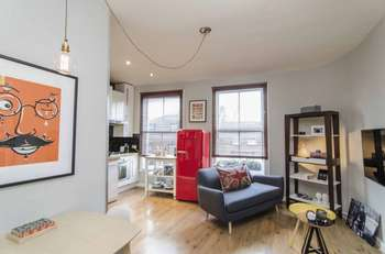 1 Bedroom Flat for sale in Malden Place, London, NW5
