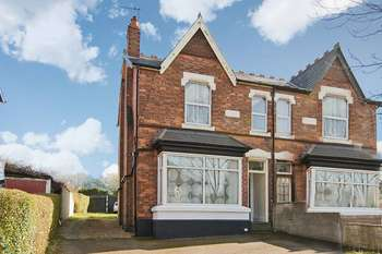 2 Bedrooms Flat for sale in Upper Holland Road, Sutton Coldfield