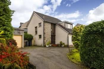 4 Bedrooms Detached House for sale in Baillieswells Road, Bieldside, Aberdeen, Aberdeenshire, AB15 9BB