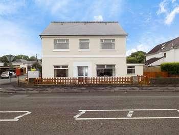 3 Bedrooms Detached House for sale in Ammanford Road, Llandybie, Ammanford, Carmarthenshire