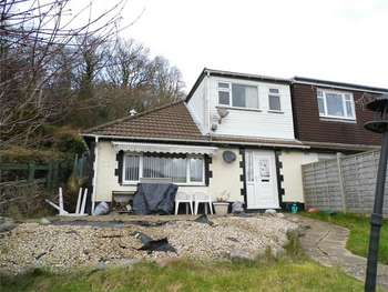 3 Bedrooms Semi Detached House for sale in Lon y Bryn, Glynneath, Neath, West Glamorgan
