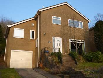 5 Bedrooms Detached House for sale in Sans Pareil, Royal Oak, Machen between Newport and Caerphilly, CF83