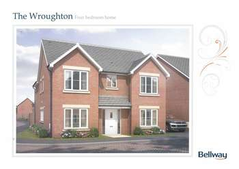 4 Bedrooms Detached House for sale in The Wroughton, Mallards Reach, Newton, Porthcawl, Bridgend County Borough, CF36 5RR.