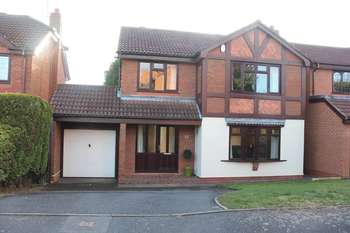 4 Bedrooms Detached House for sale in WALL HEATH, Clover Lane