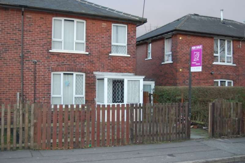 3 Bedrooms Semi Detached House for sale in Canon Street, Rochdale, Lancashire, OL16 2TA