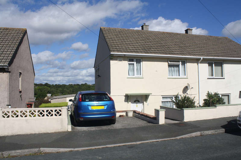 3 Bedrooms Semi Detached House for sale in Shortwood Crescent, Plymstock.