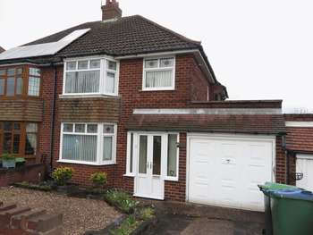 3 Bedrooms Semi Detached House for sale in Bristnall Hall Road, Oldbury