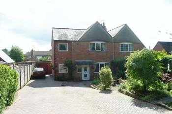 4 Bedrooms Semi Detached House for sale in Lynworth Lane, Twyning, Tewkesbury